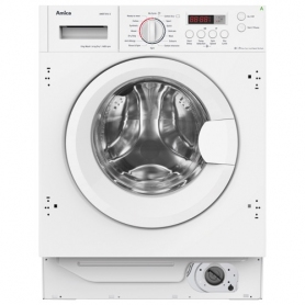 AMICA AWDT814S 8kg 1400 spin integrated washer dryer