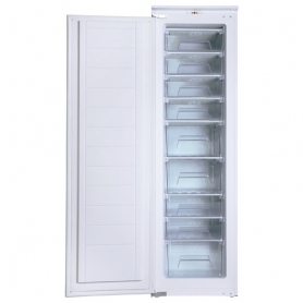 AMICA BZ2263 54cm built-in upright freezer