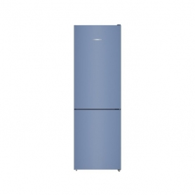 Liebherr CNFB4313 NoFrost Freestanding Fridge Freezer - Frozen Blue
