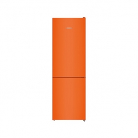 Liebherr CNNO4313 NoFrost Fridge Freezer - Neon Orange  - 1