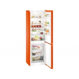 Liebherr CNNO4313 NoFrost Fridge Freezer - Neon Orange  - 4