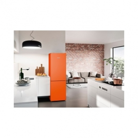 Liebherr CNNO4313 NoFrost Fridge Freezer - Neon Orange  - 3