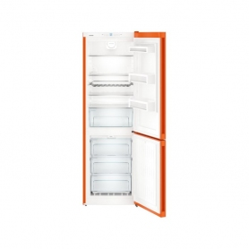 Liebherr CNNO4313 NoFrost Fridge Freezer - Neon Orange  - 2