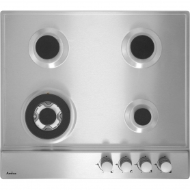 AMICA PGZ6412B Four burner gas hob - 1
