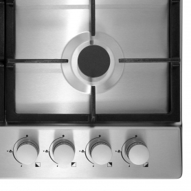 AMICA PGZ6412B Four burner gas hob - 2