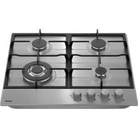 AMICA PGZ6412B Four burner gas hob - 3