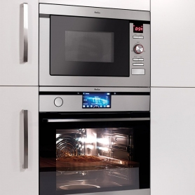 AMM25BI Built-in microwave oven and grill - 2