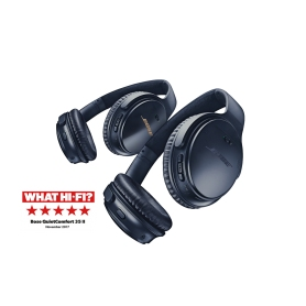 BOSE QUIET COMFORT 35 HEADPHONES - 1